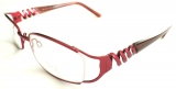 Eye IQ 029 C3 burgundy vel. 52-18